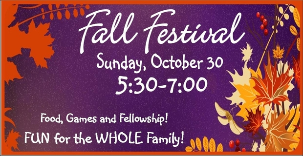 christian fall festival games