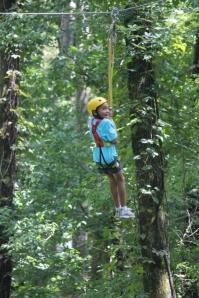 Zipline, Jaden 08-2013