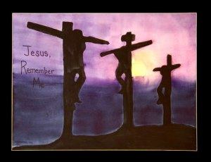Jesus remember me