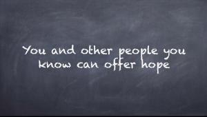 Offer HOPE